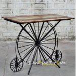 Wheel Bar Table Funky Furniture