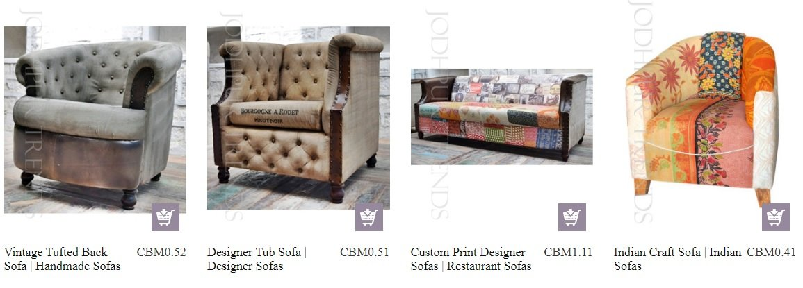 Wholesale-Restaurant-Furniture-In-India-Restaurant-sofa-1