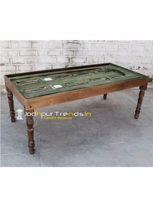 Wooden Old Door Table Buy Restaurant Furniture