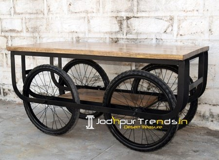Wheel Base Event Wedding Counter Table Furniture