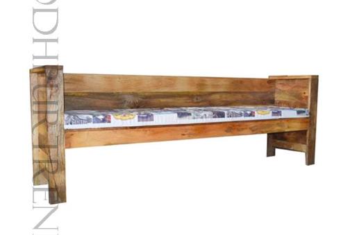 Industrial Bench Mango Wood