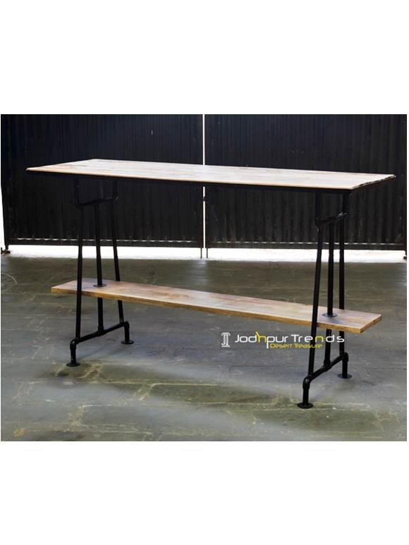 Industrial Style Dining Table Furniture