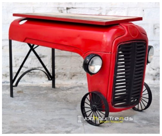 Industrial Tractor Counter