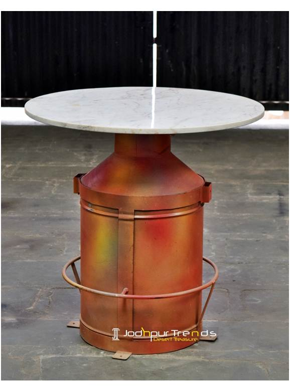 Industrial Unique Round Table