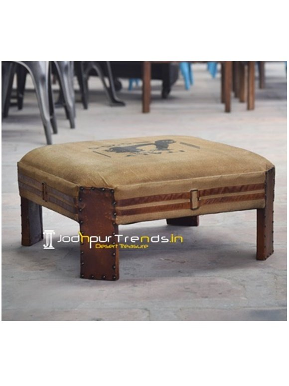 Upholstered Bajot Cafe Bistro Furniture