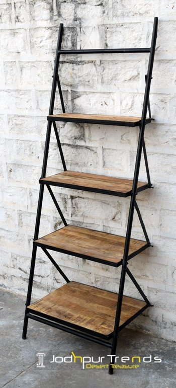 Folding Wall Standing Industrial Display Unit