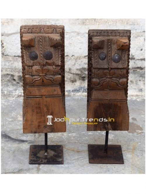 Old Antique Reproduction Jodhpur Props Furniture
