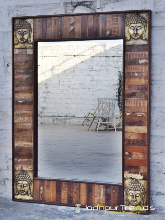 Old Jodhpur Furniture Mirror Frame Design