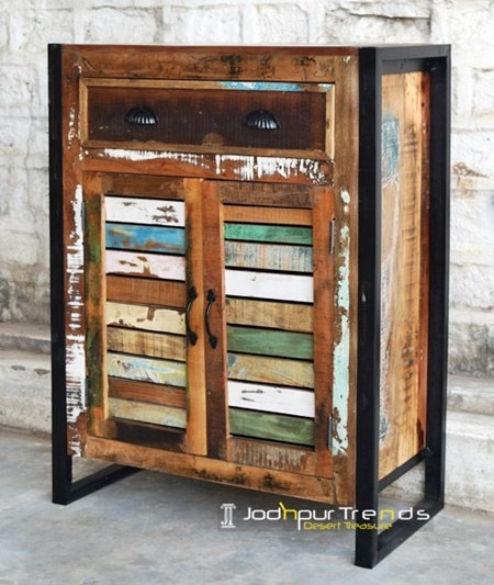 Shabby Chic Resort Cabinet Furniture Design