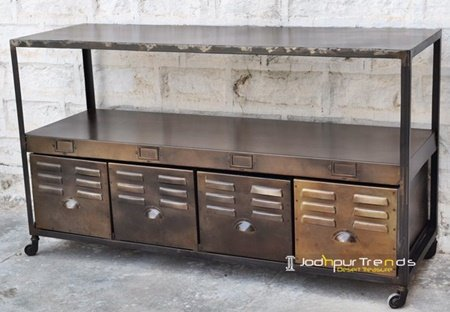 industrial furniture jodhpur india, Hotel console table desgin (15)