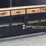 Repurposed Industrial Furniture