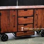 Mango Wood Sideboard | Living Room Furniture India