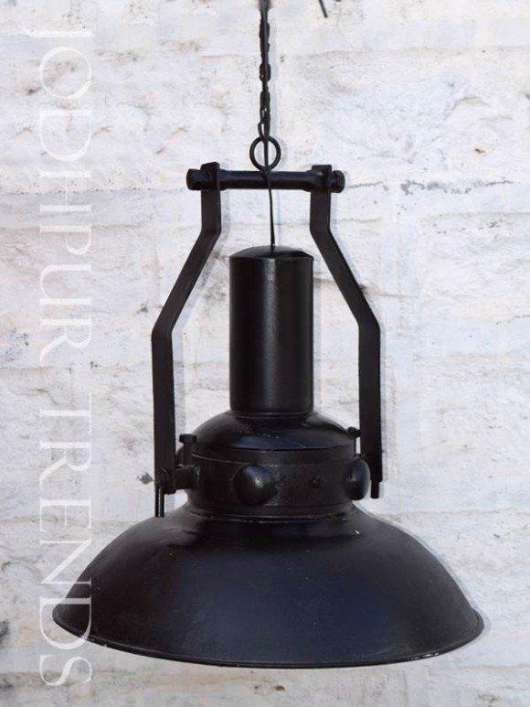 Industrial lamps designs