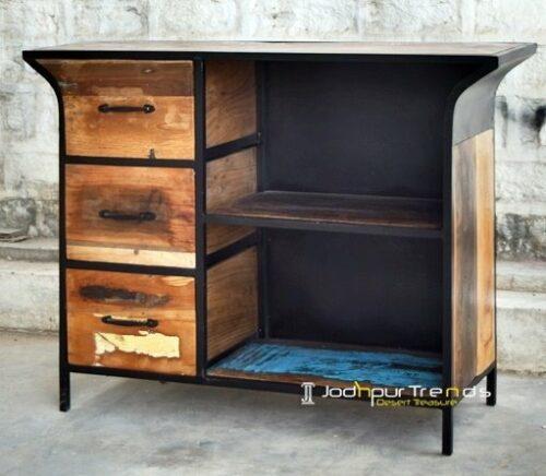 Handicraft Exporter Cabinet Design