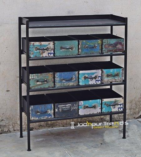 industrial storage furniture, Hotel Resort Storage Furniture (19)