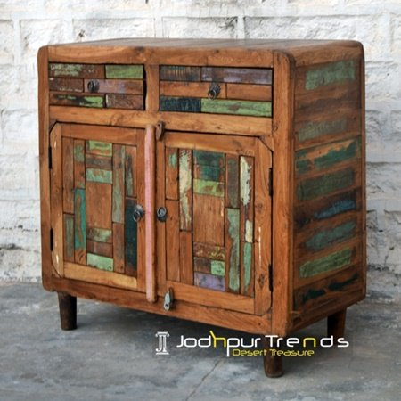 Old Teak Wood Cabinet Furniture