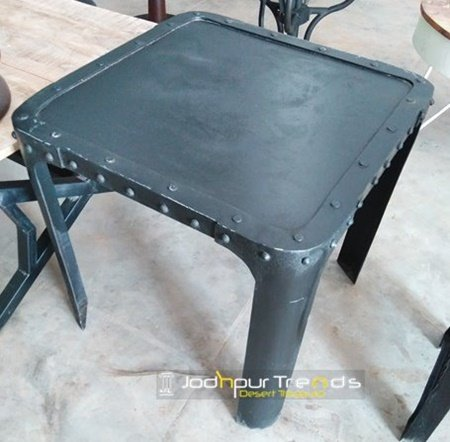 Heavy Gauge Commercial Center Table Furniture