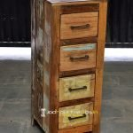 Old Wood Handcrafted Cabinet from India