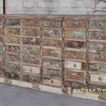 Heavy Duty Wooden Drawer Chest Furniture