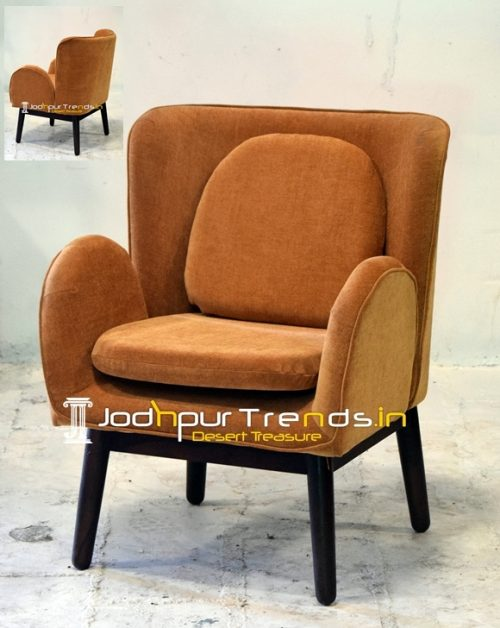 Commercial Space Upholstered Accent Chair