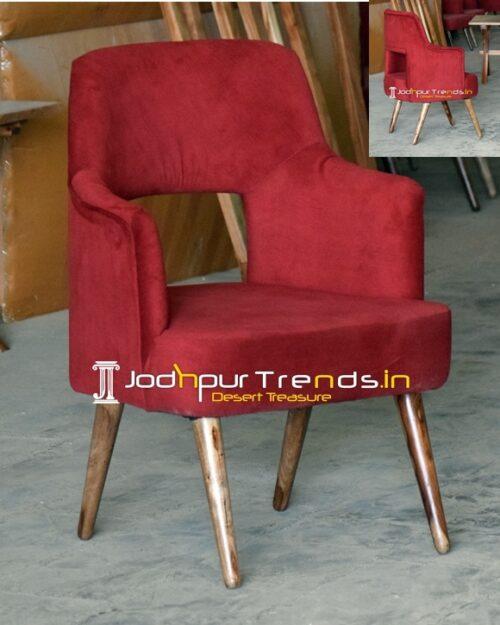 Modern Design Upholstered Fine Dine Chair