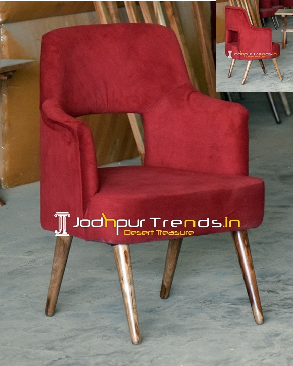 Modern Design Upholstered Fine Dine Chair